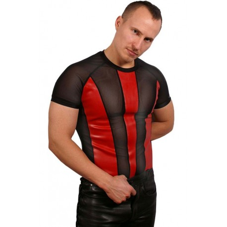 Shirt Latex en Lycra