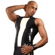 Shirt Latex met lycra