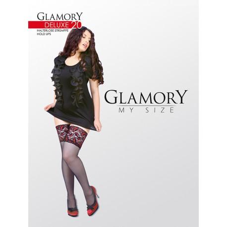 Hold-up kousen Glamory de luxe 20