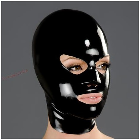 8.B-01 Latex Masker | The Funhouse