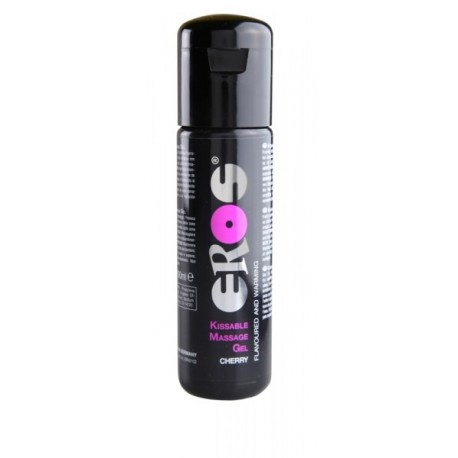 Kissable Massage Gel Cherry