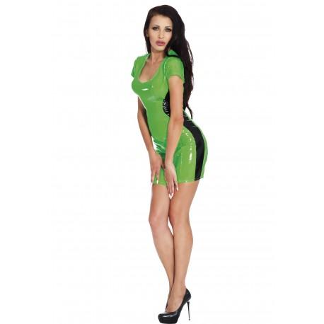 Datex jurkje met rits aan achterzijde