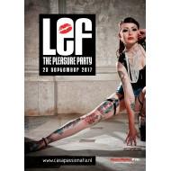 Kaarten LEF The Pleasure Party