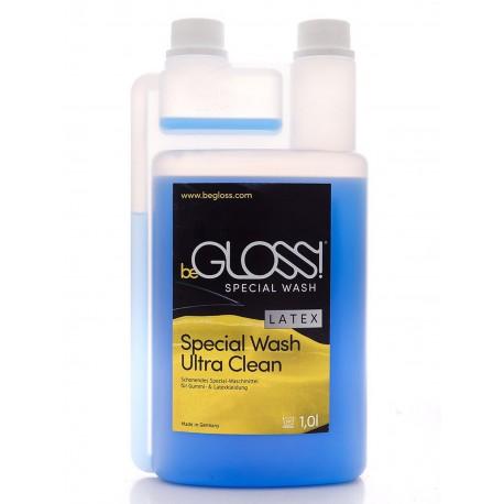beGLOSS Special Wash LATEX 1 LITER