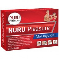 NURU PLEASURE POEDER 15 GRAM