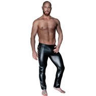 Lange broek van power wetlook
