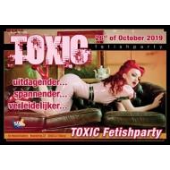 Kaarten Toxic 26-10-2019