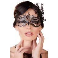 Zwart metalen Masker