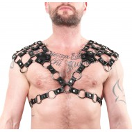 Crossed Ring Harness