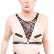 Filigree Chest Harness