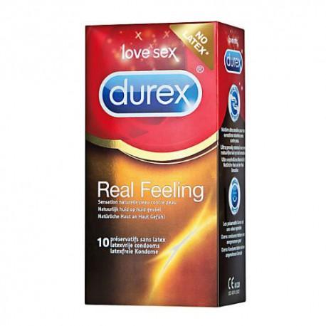 Durex Real Feel latex vrij