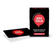 SEX TALK VOLUME 1 (NL)