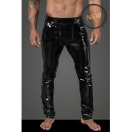 Lange broek gemaakt van elastisch PVC H060