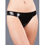 Latex slip tanga model