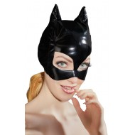 Lak katten masker