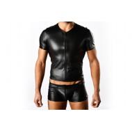 Benno von Stein Leatherlook Shirt Josemy