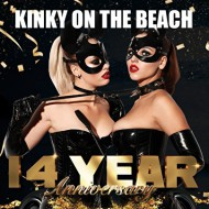 V.I.P. Kaarten Kinky on the Beach 30-05-2020