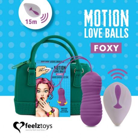 Motion love balls Foxy