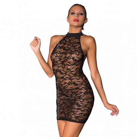 Transparante lingerie jurk