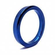 Blueboy flat steel ring