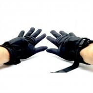 Vibrerende streelhandschoen