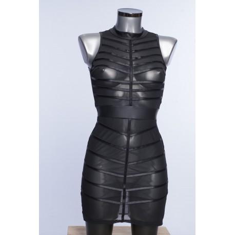 Allure transparante jurk