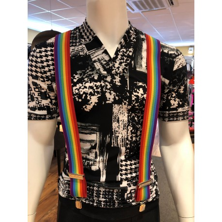 Multicolor bretels