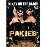 Kaarten Kinky on the Beach